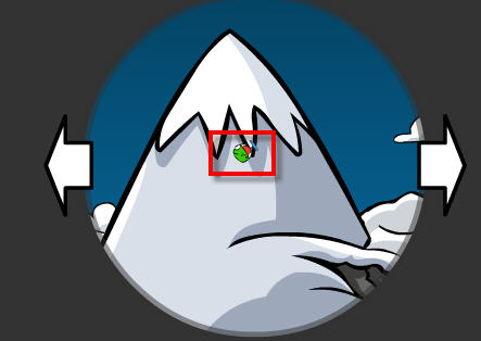how to fix the telescope in club penguin mission 1