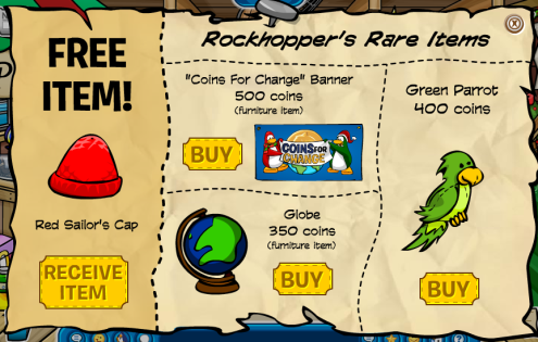 rockhoppers-rare-items