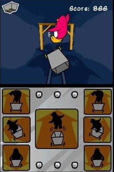 how to draw a penguin from club penguin