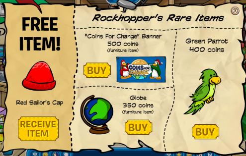 rockhoppers-rare-items