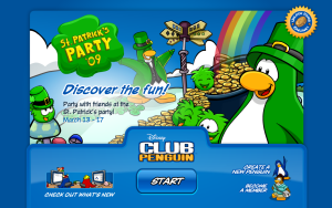 st-pats-day-login-screen