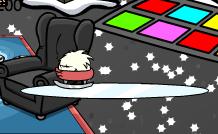 white-puffle-skating