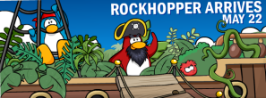 rockhopper arrives may 22