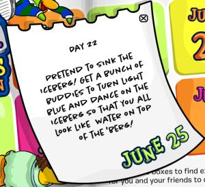 101 days of fun day22