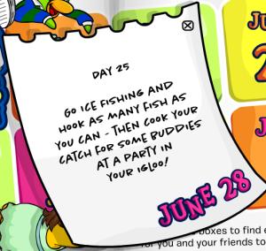 101 days of fun day25