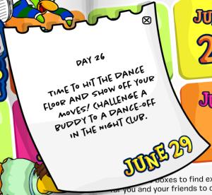 101 days of fun day26