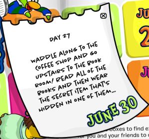 101 days of fun day27