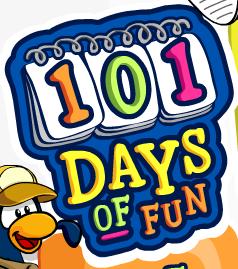 101 days of fun0