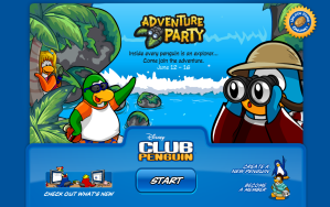 adventure party login2