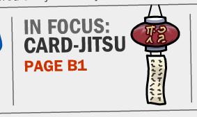in focus card jitsu