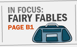 in focus fairy fables0