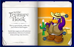 treasure book page1