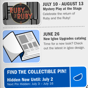 upcoming events july