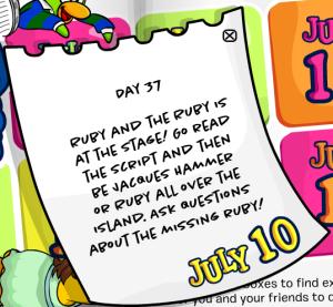 101 days of fun day37