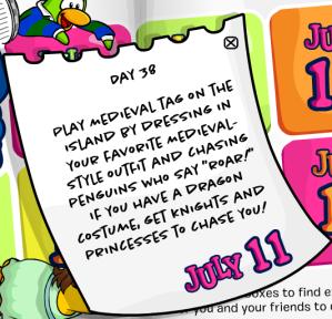 101 days of fun day38