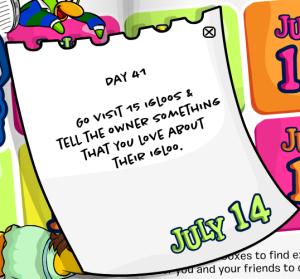 101 days of fun day41