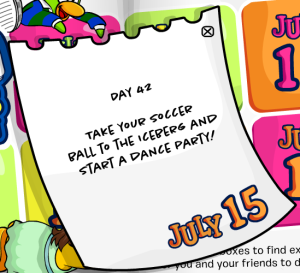101 days of fun day42