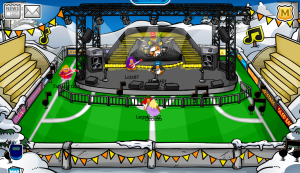 music jam stage5