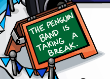 penguin band board