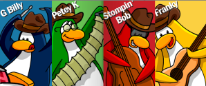 penguin band pix