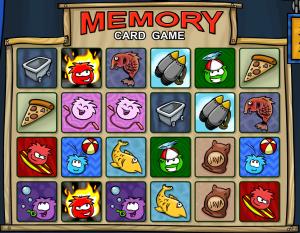 memory game5