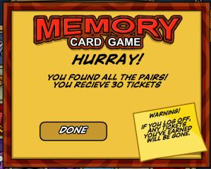 memory game6