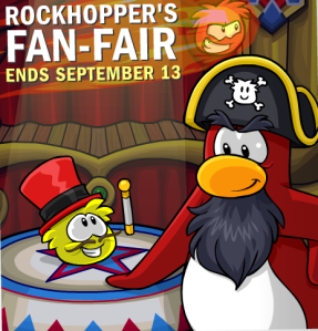 rockhoppers fan fair