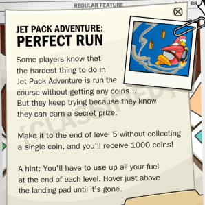 spoiler jetpack adventure