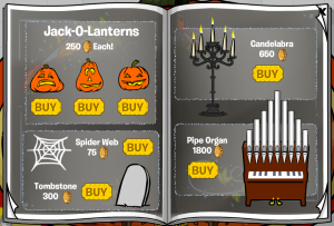 halloween better igloos page2