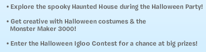 halloween sneak peek
