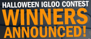 igloo winners announced