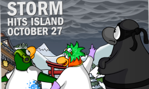 storm hits island oct 27