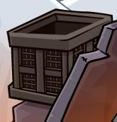 volcano dojo empty box