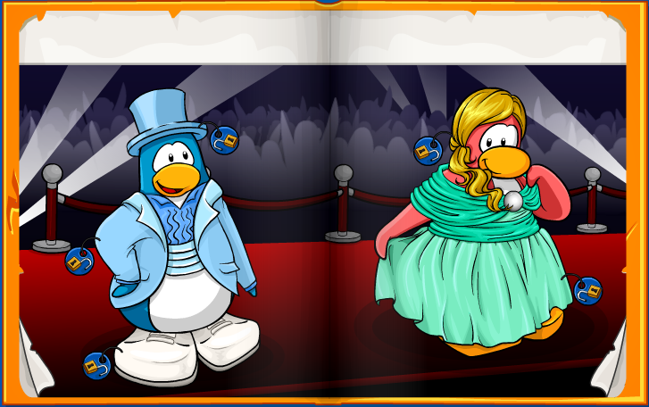 Club Penguin Blue Skater Shoes
