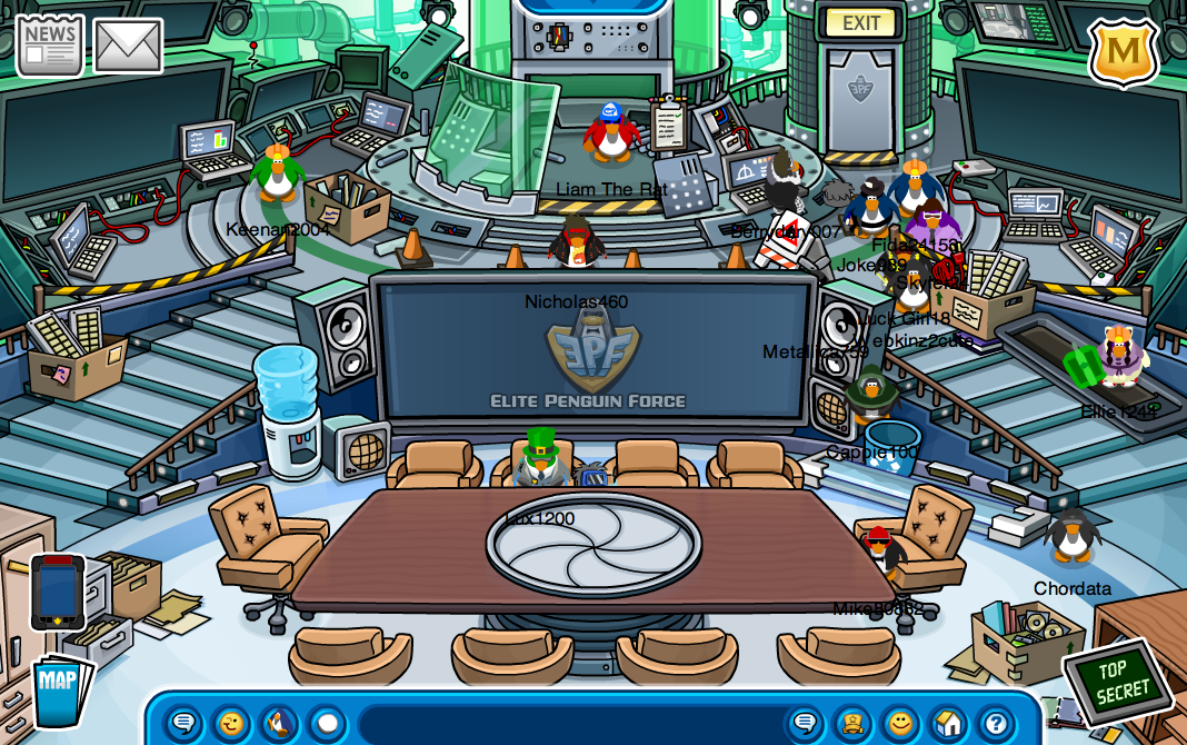 how to get the fuse box unlocked club penguin ski rescue